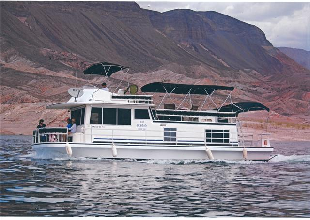 1976 Gibson 42' House Boat