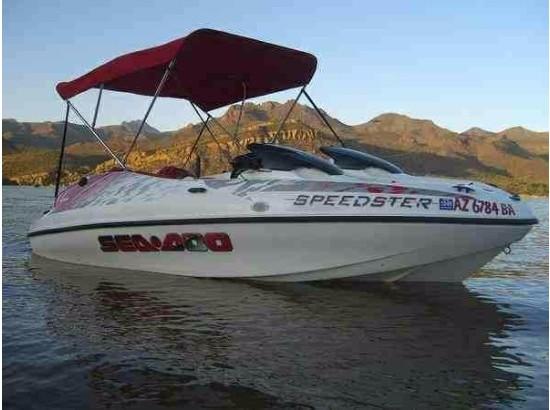 Sea Doo Speedster boats for sale in California