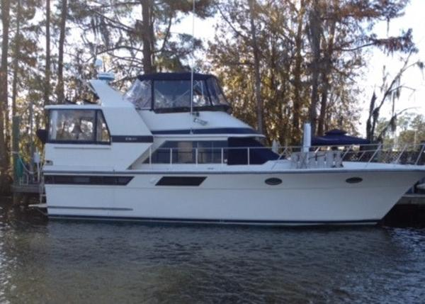 1987 Californian 42 Motor Yacht