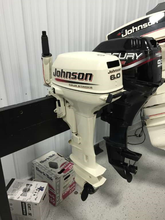 6 Hp Johnson Boats for sale