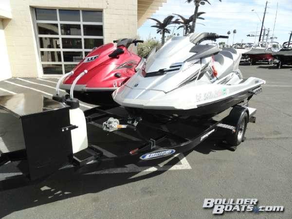 2013 Yamaha FX Cruiser HO & 2014 Yamaha VXR