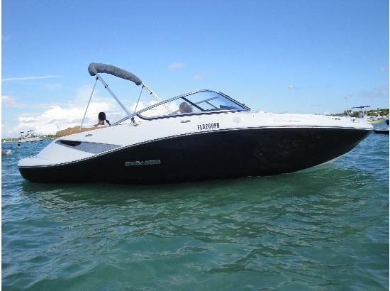 2010 Sea Doo Challenger 210