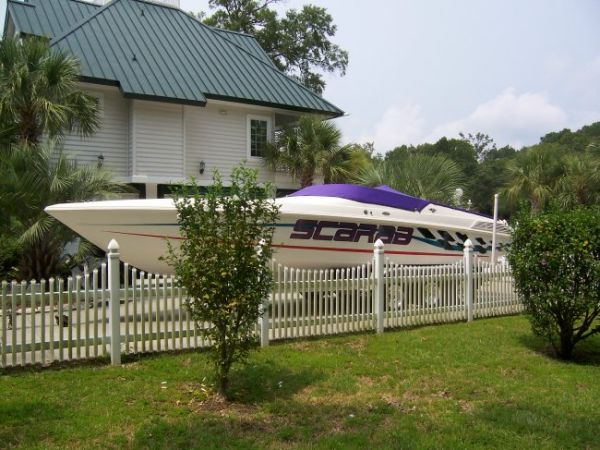 1996 Wellcraft 29 Scarab
