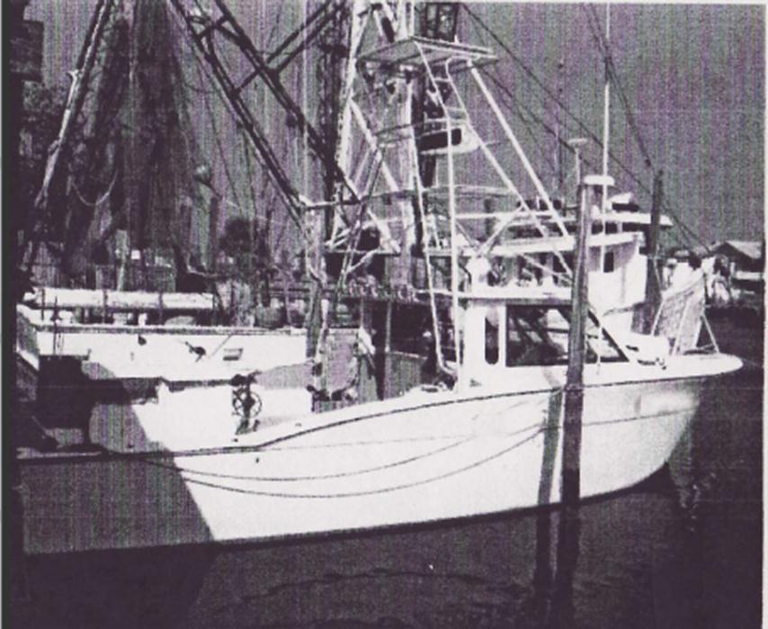1989 Chris-Craft Snapper/Lobster Boat