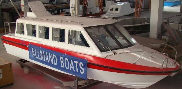 2015 Allmand 2800 Water Taxi