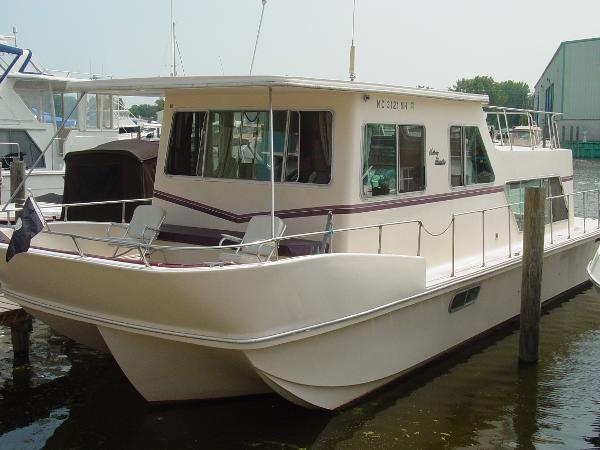 Houseboats For Sale In Harrison Charter Township Michigan