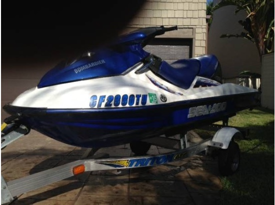 2002 Seadoo Gtx Di Boats for sale