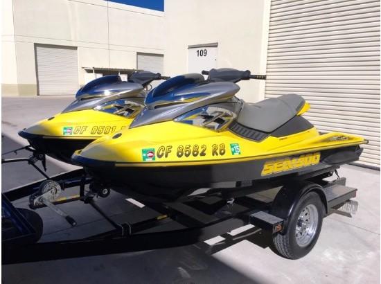2004 Sea Doo RXP