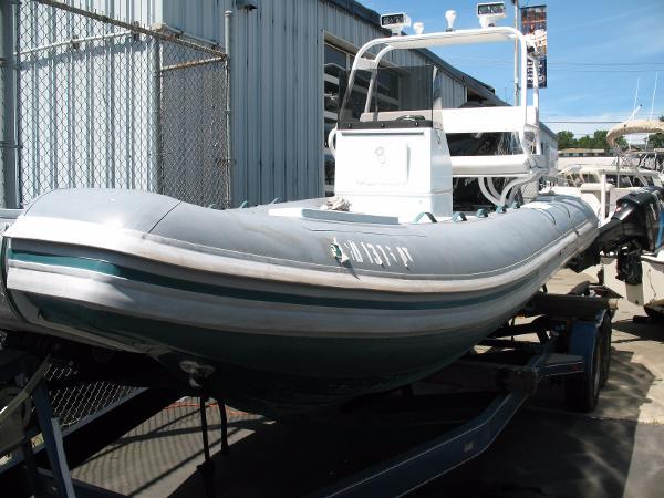 2012 Nautica Rib 20 Cat