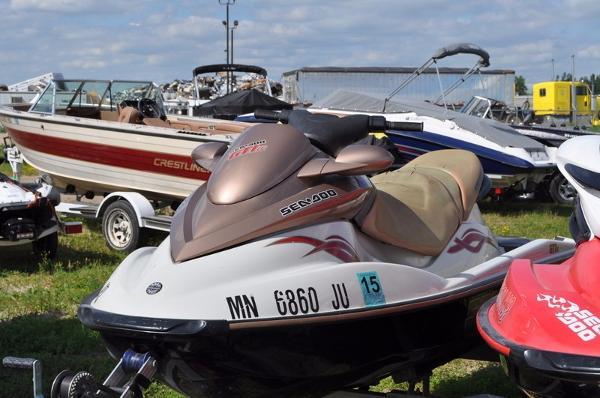 2004 Sea-Doo GTI LE