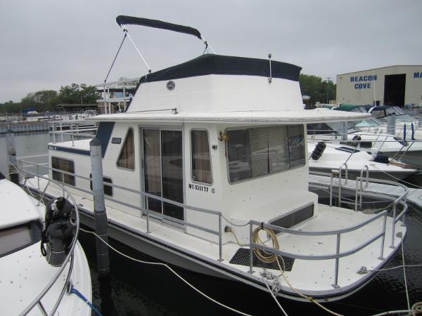 1991 Gibson 36 Houseboat