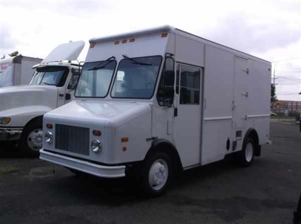 2008 Fcc Mt45 Chassi Box Truck - Straight Truck