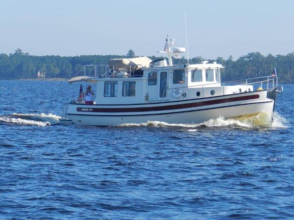 2002 Nordic Tug 37