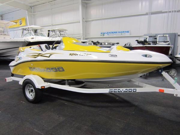 2006 Sea-Doo 150 Speedster