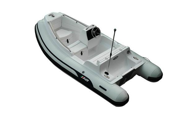 2015 AB Inflatables Nautilus 11 DLX