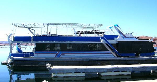 1990 Sumerset Multi Owner Houseboat
