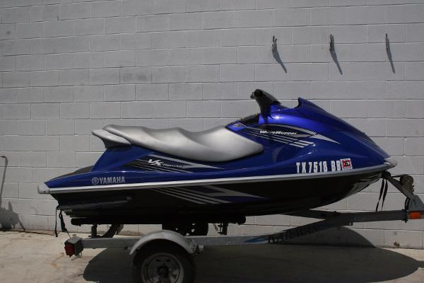 Yamaha waverunner vx boats for sale in texas for Yamaha waverunner vx