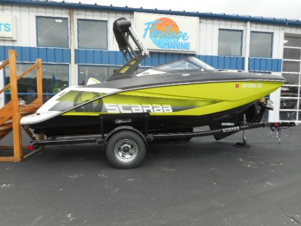 2016 Scarab 195HO Impulse