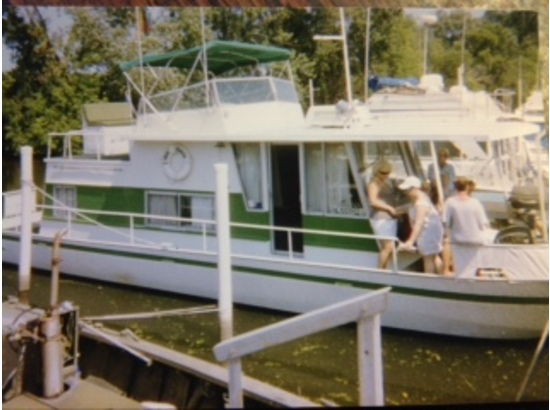 River Queen Houseboat Boats For Sale