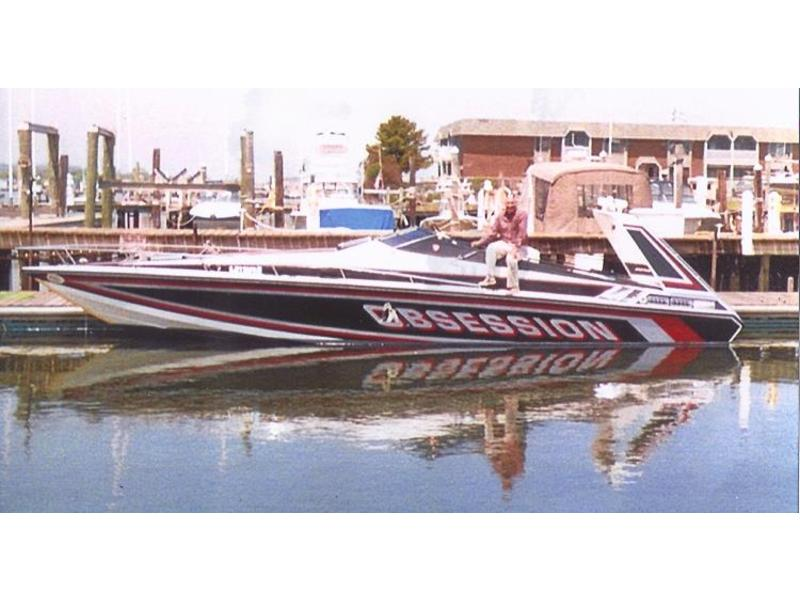 1988 Sonic Powerboats 35SE