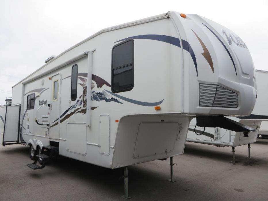Forest river wildcat 30 loft rvs for sale for Rv with loft