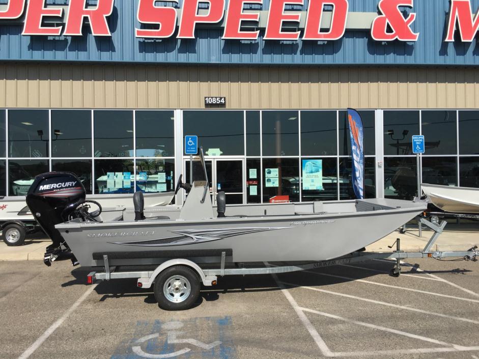 Smoker Craft Sportsman For Sale