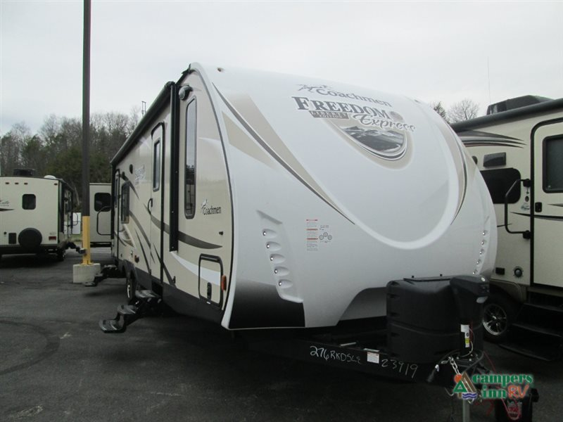 2017 Coachmen Rv Freedom Express Liberty Edition 276RKDS