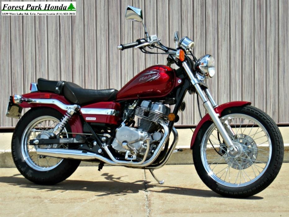 1979 Honda CM SERIES 400A