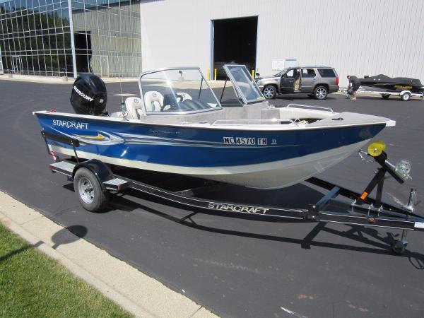2009 Starcraft Super Fisherman 170