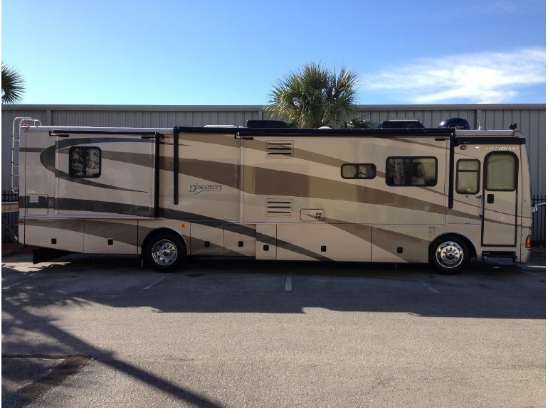 2005 Fleetwood Discovery 39l Rvs For Sale