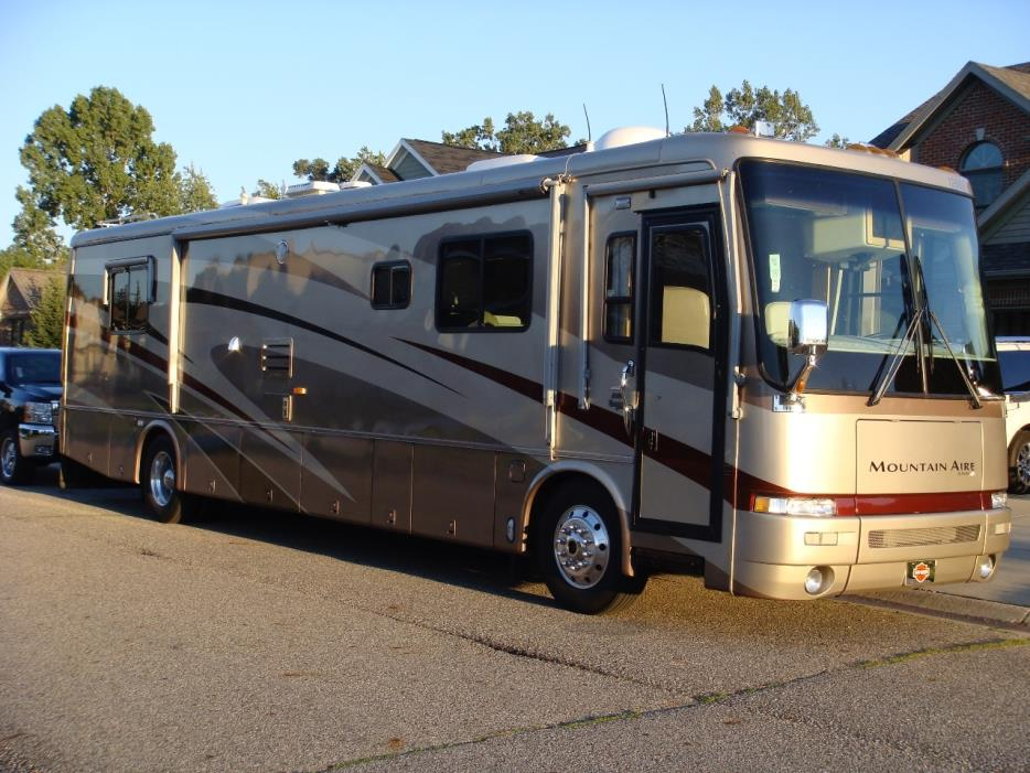 2002 Newmar MOUNTAIN AIRE 4094