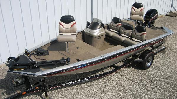 2001 Bass Tracker Pro Team 175 XT