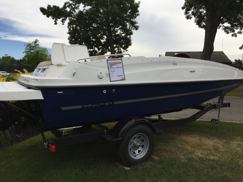 2016 Bayliner 195DB