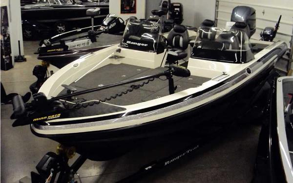 2013 RANGER BOATS 621VS Fisherman
