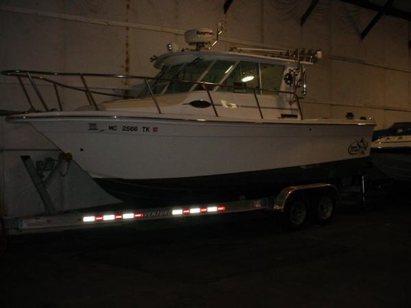 2010 Baha Cruisers 232 Great Lakes Edition