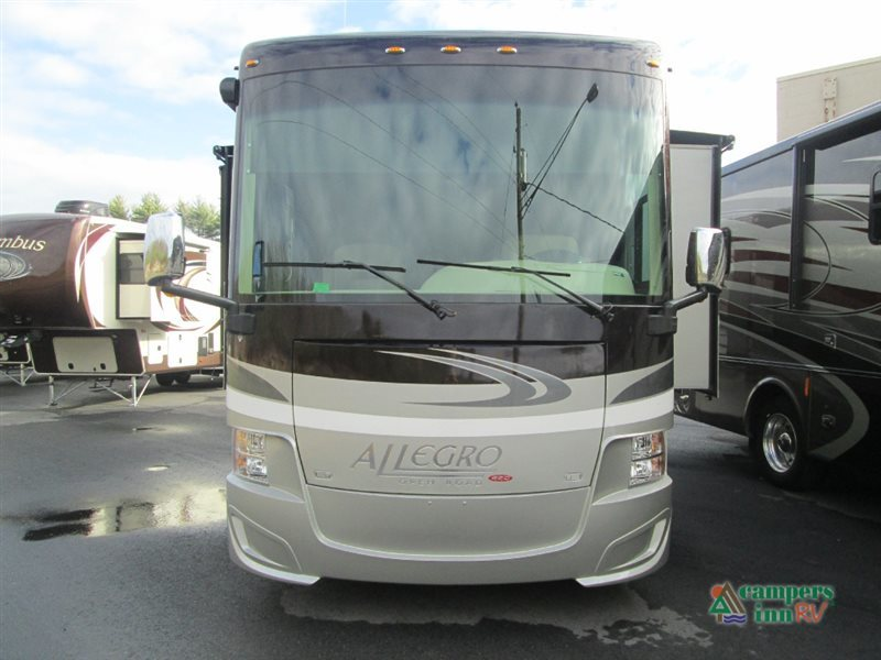 2016 Tiffin Motorhomes Allegro RED 37 PA
