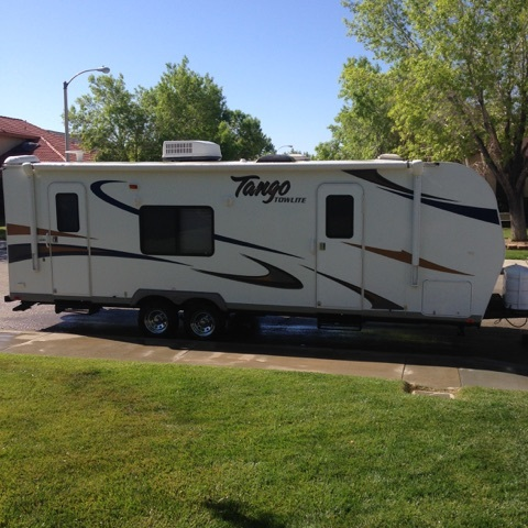 2012 Pacific Coachworks TANGO 256RKS