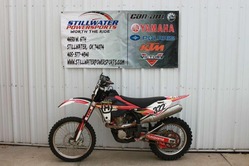 2013 Husqvarna Motorcycles TXC 310 R