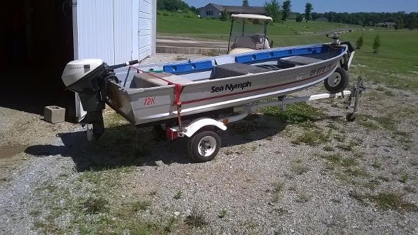 1986 Sea Nymph 12K