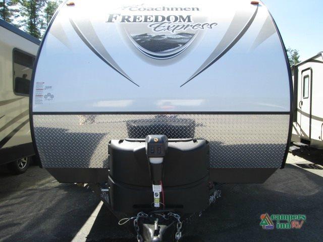 2017 Coachmen Rv Freedom Express 282BHDS