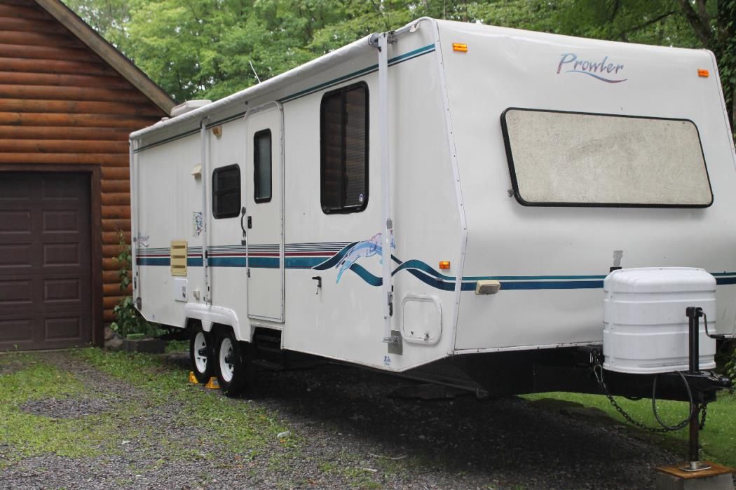 Fleetwood Prowler 26 Rvs For Sale In Pennsylvania