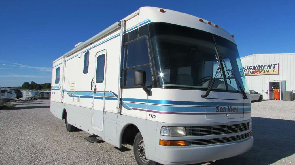 1998 National Sea View 8330