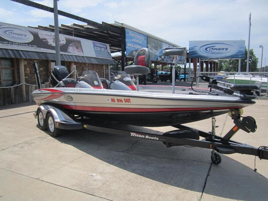 Triton Tr21 Dc Boats For Sale