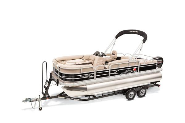 2016 Sun Tracker Party Barge 22 XP3