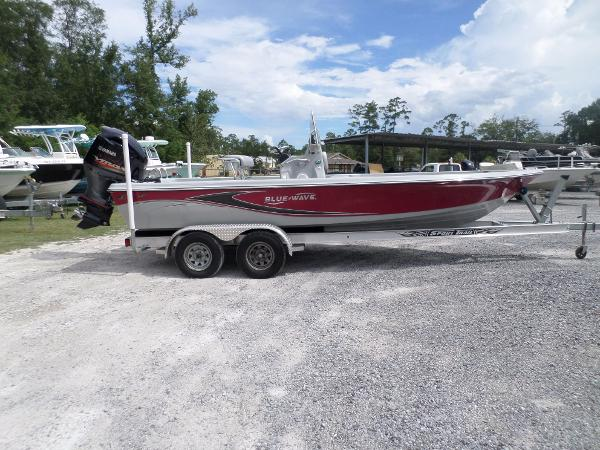 2014 Blue Wave 2200 Pure Bay