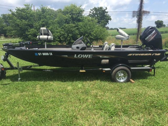 2014 Lowe 175 Stinger