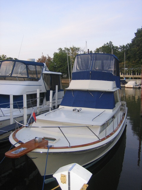 Chris Craft 38 Commander Boats For Sale