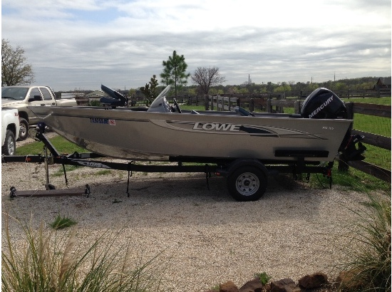 Lowe fishing machine 165 boats for sale in texas for Fishing boats for sale in texas