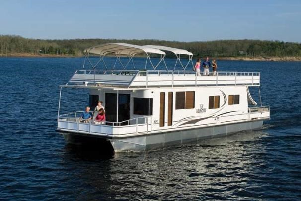2008 Myacht 5015 Houseboat