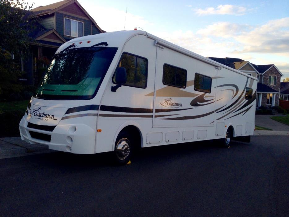 2010 Coachmen MIRADA 35DS